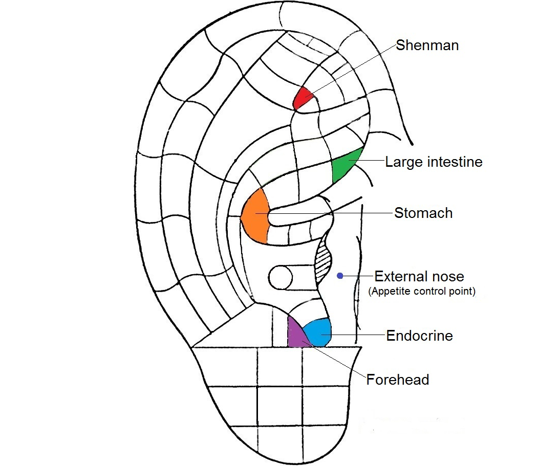 JMU - Self-Administered Auricular Acupressure Integrated