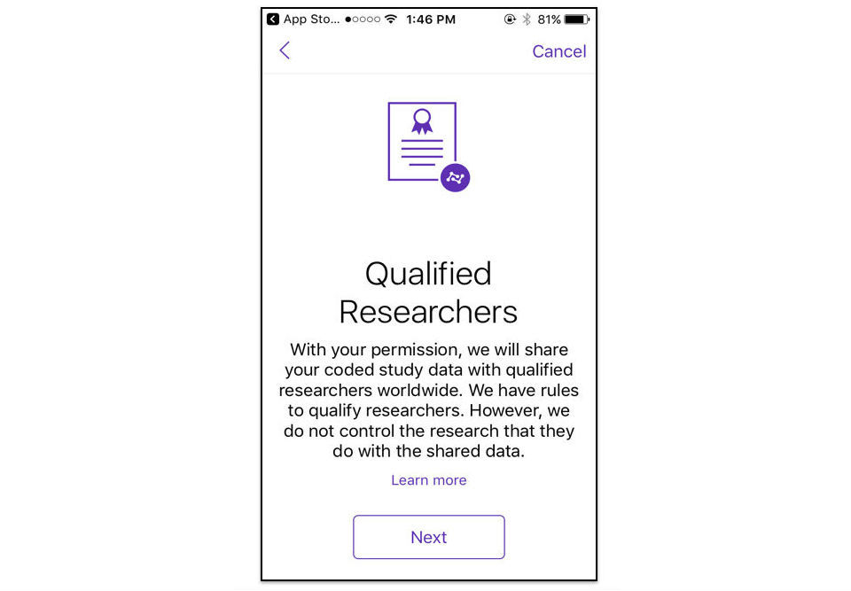 JMU - Consent Processes for Mobile App Mediated Research: Systematic