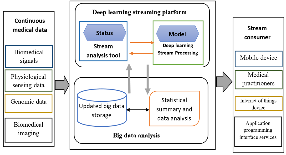JMU - Deep Learning Intervention for Health Care Challenges: Some