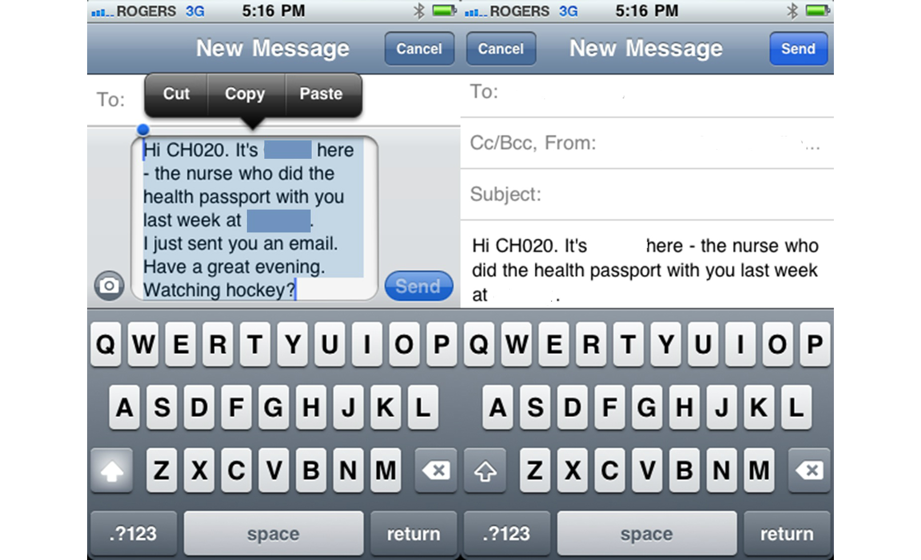 Jmu Texting Teens In Transition The Use Of Text Messages In