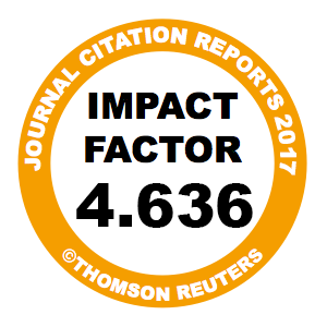 JMIR's Thomson Reuter Impact Factor of 4.636 for 2016